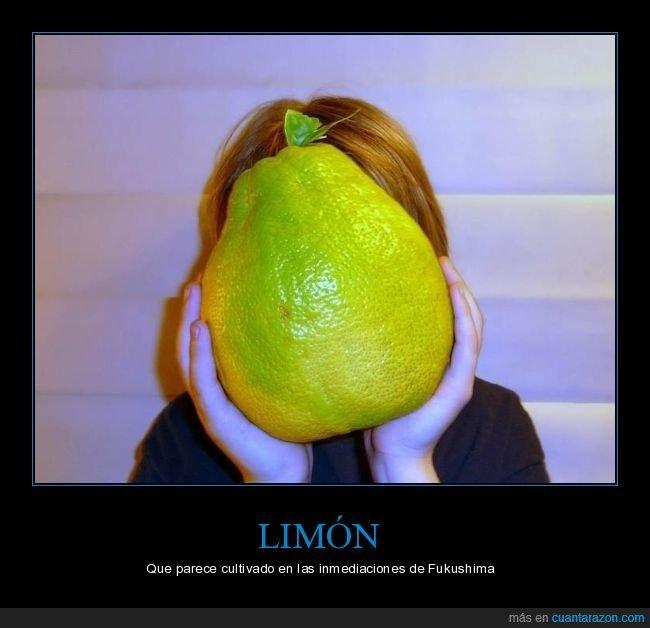 gigante,limón,wtf