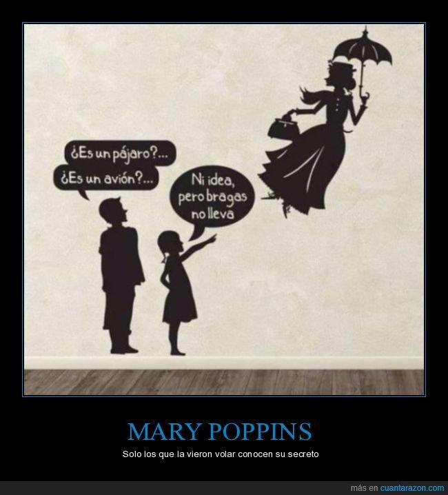 bragas,mary poppins
