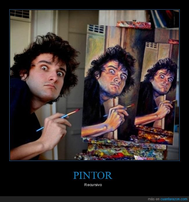 cuadro,pintor,recursivo