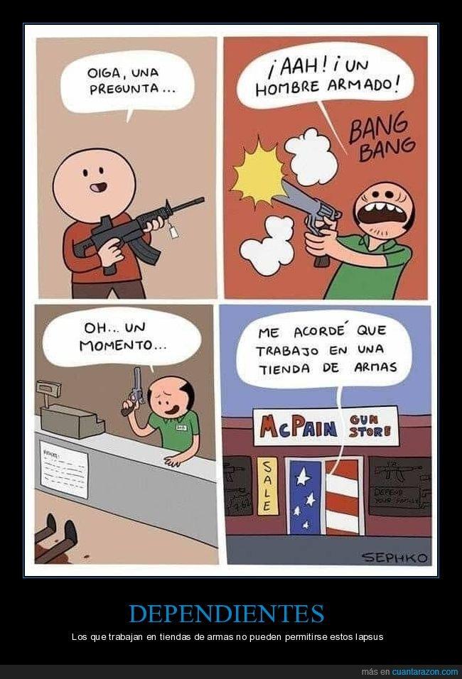 armado,armas,pregunta,tienda