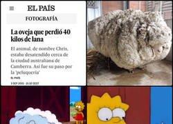 Enlace a Noticias que recuerdan a Los Simpson