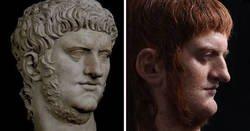 Enlace a Este artista español recrea a famosos emperadores romanos a través de sus esculturas realistas