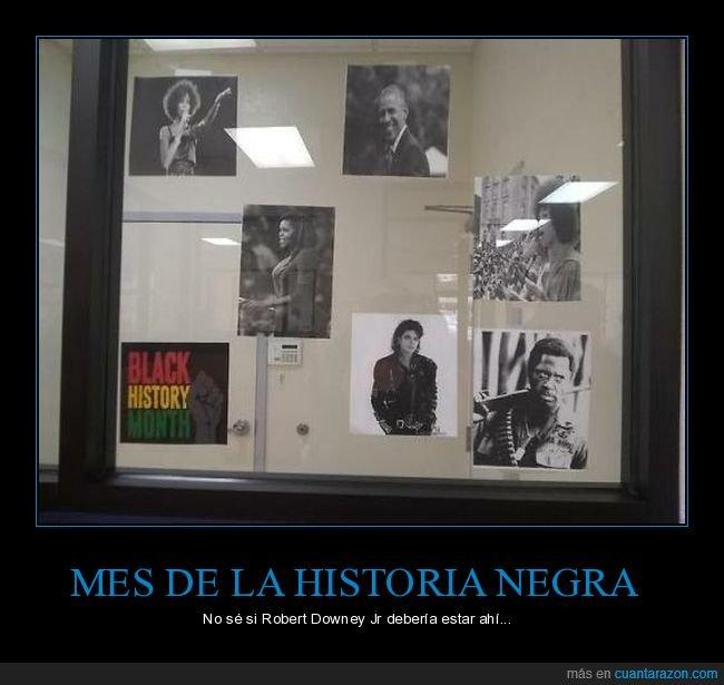 mes de la historia negra,negros,tropic thunder,wtf