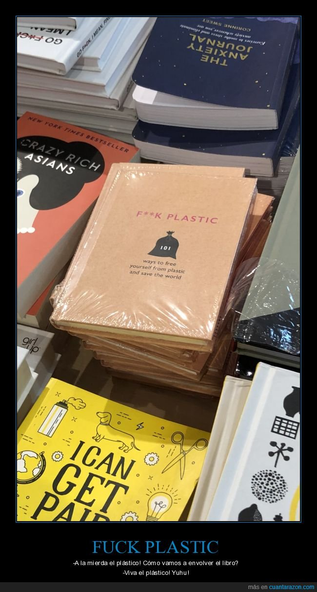 fails,libro,plástico