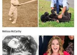 Enlace a Viejas fotos de famosos que seguramente nunca habías visto