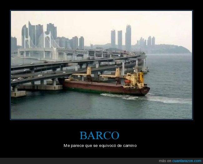 barco,fails,puente