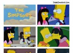 Enlace a Nueva entrega de Los Simpson oscuros