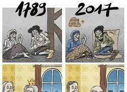 Enlace a La historia se repite pero con alguna diferencia