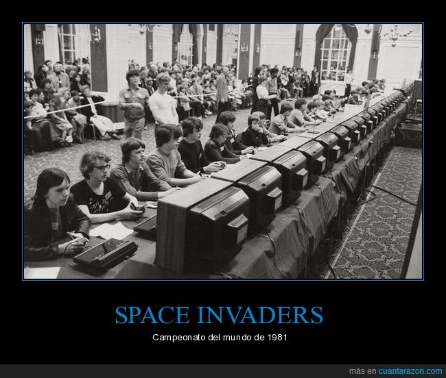 campeonato,retro,space invaders