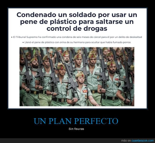 control de drogas,drogas,plástico,soldado,wtf