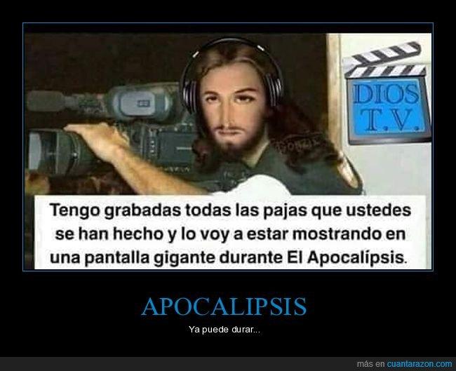 apocalipsis,grabar,jesús