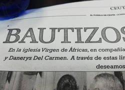 Enlace a Danerys del Carmen...