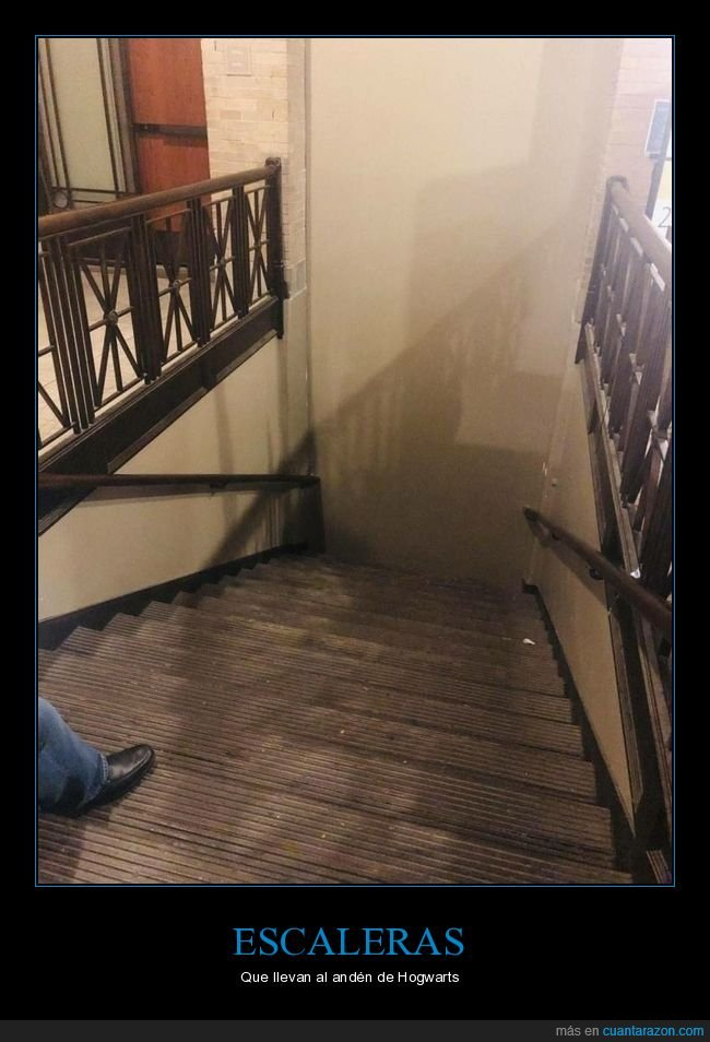 escaleras,hogwarts,pared