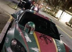 Enlace a El coche de Boba Fett