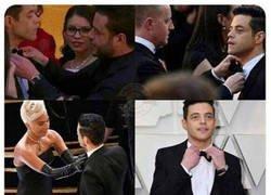 Enlace a La pajarita de Rami Malek