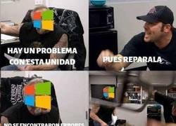 Enlace a No se puede discutir con Windows...