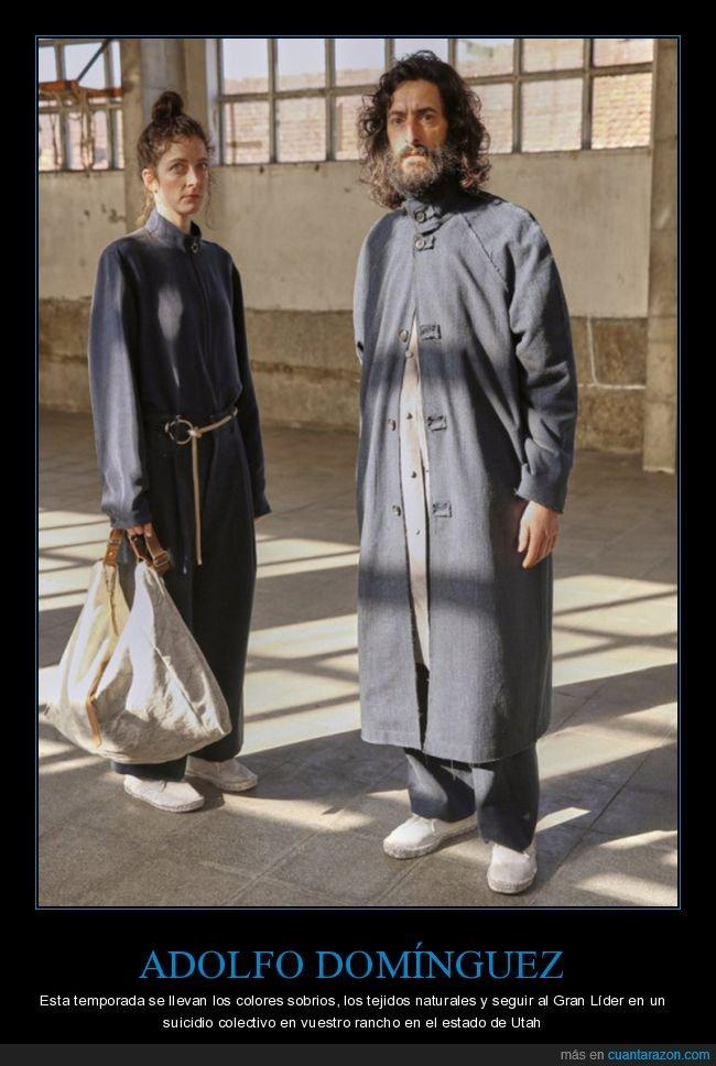 adolfo domínguez,moda,ropa,secta