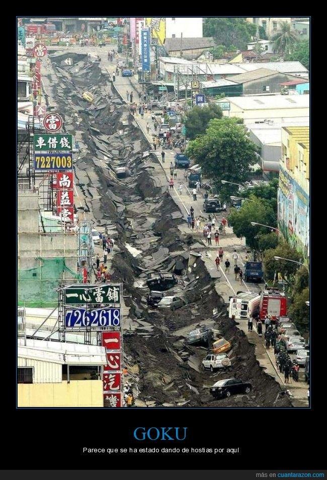 calle,destrucción,wtf