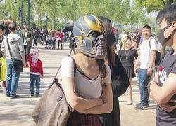 Enlace a La novia Thanos