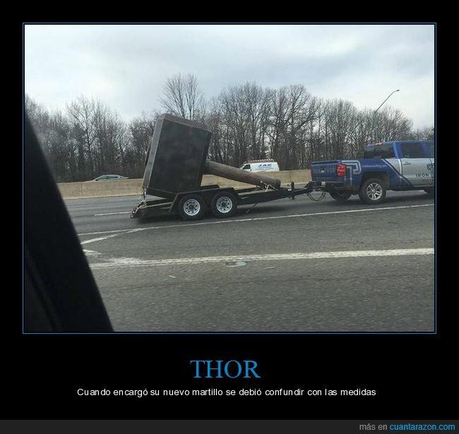 camión,gigante,martillo,wtf