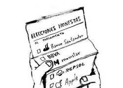 Enlace a Honestidad electoral