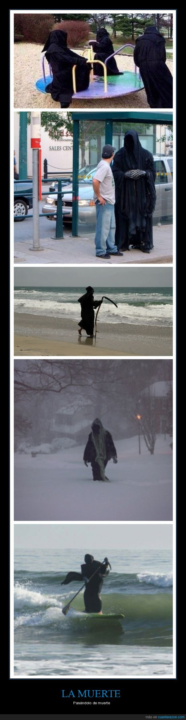 la muerte,muerte,wtf