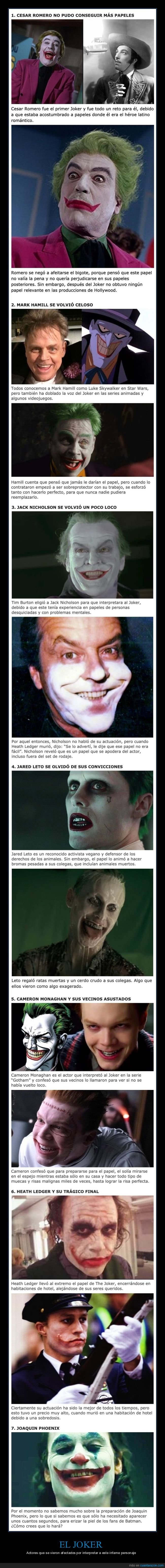 actores,batman,interpretar,joker