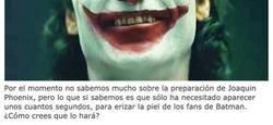Enlace a Actores que se vieron afectados por interpretar al Joker