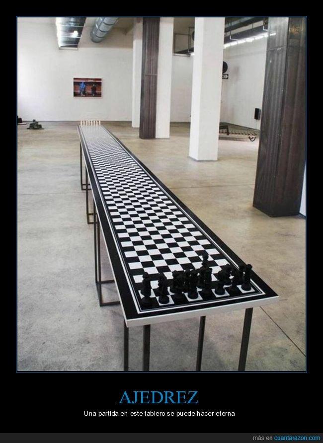 ajedrez,largo,tablero