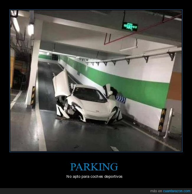 coche,fails,parking