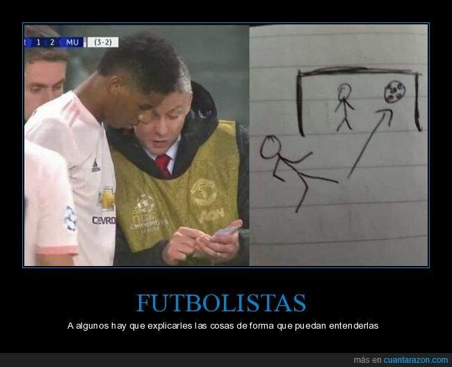 dibujo,explicando,fútbol