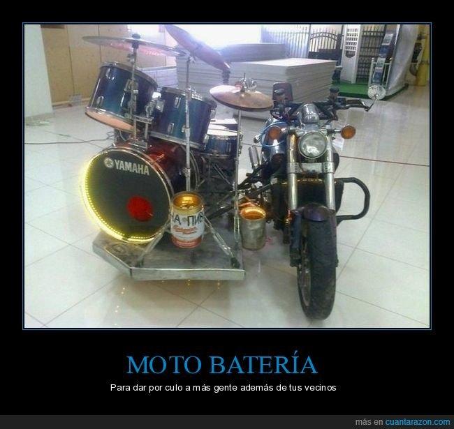 batería,moto,wtf