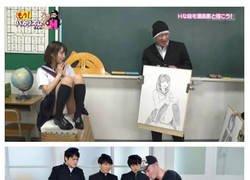 Enlace a Una clase con el maestro del manga Masakazu Katsura