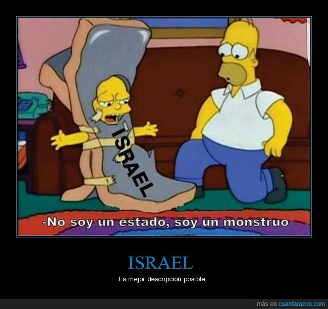 estado,israel,lisa,monstruo,simpsons