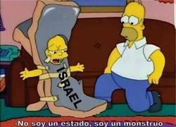 Enlace a Los Simpson también predijeron Israel