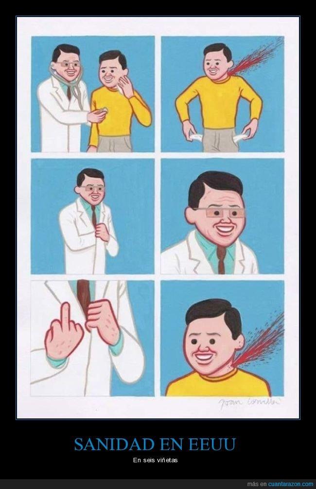 eeuu,médico,sanidad