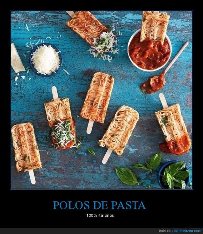 espagueti,pasta,polos