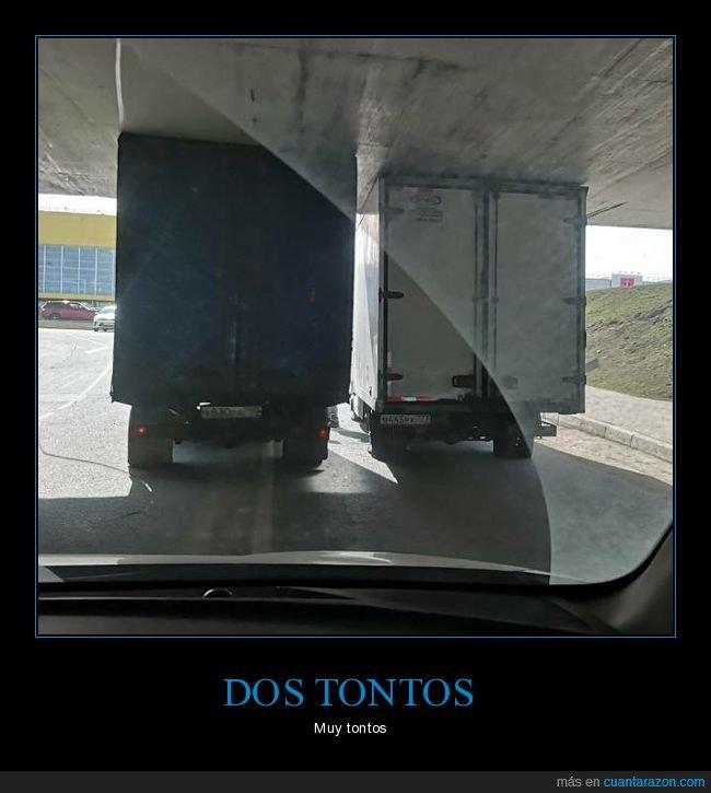 altura,camiones,fails,puente