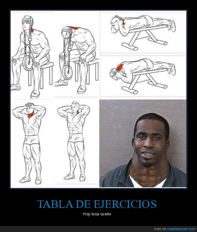 cuello,ejercicios