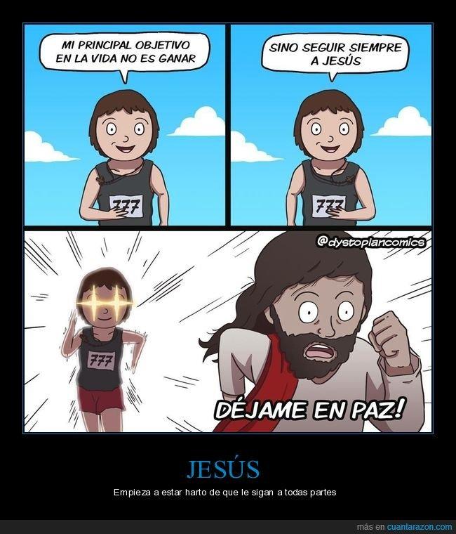 corriendo,ganar,jesús,objetivo,seguir