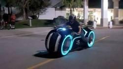 Enlace a Una moto de cine