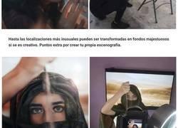Enlace a Este fotógrafo mexicano muestra la magia tras las fotos perfectas de Instagram