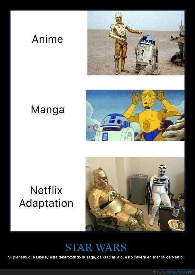 anime,c3po,manga,netflix,r2d2,star wars