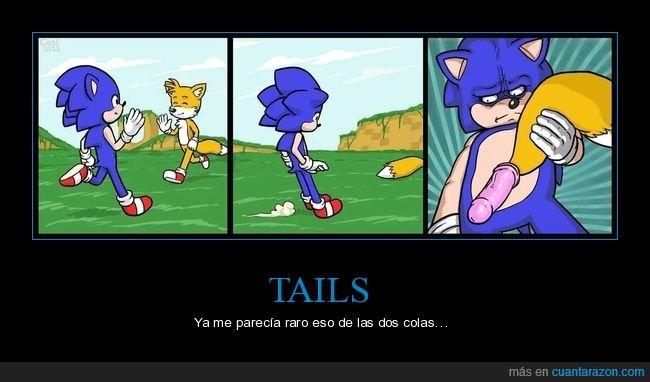 cola,plug,sonic,tails