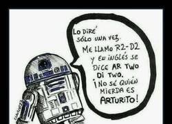 Enlace a R2 se pone serio