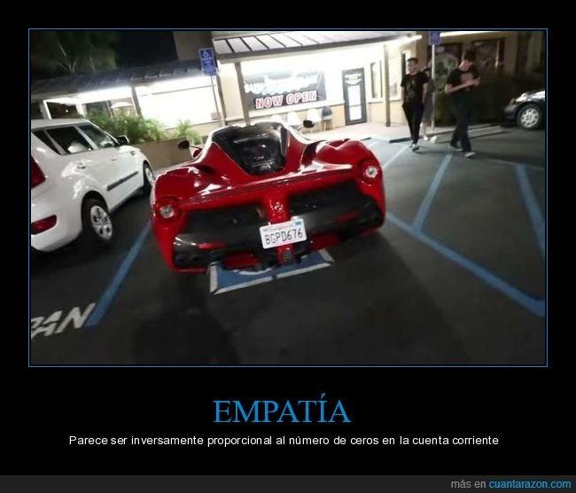 aparcamiento,coche,minusválidos