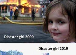 Enlace a La Disaster Girl de este año