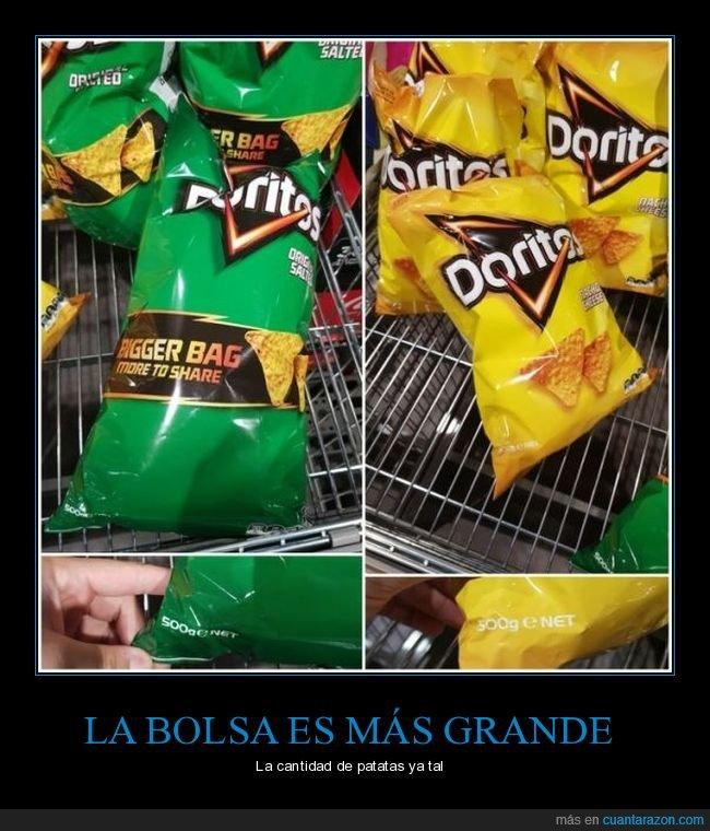bolsa,doritos,grande,patatas