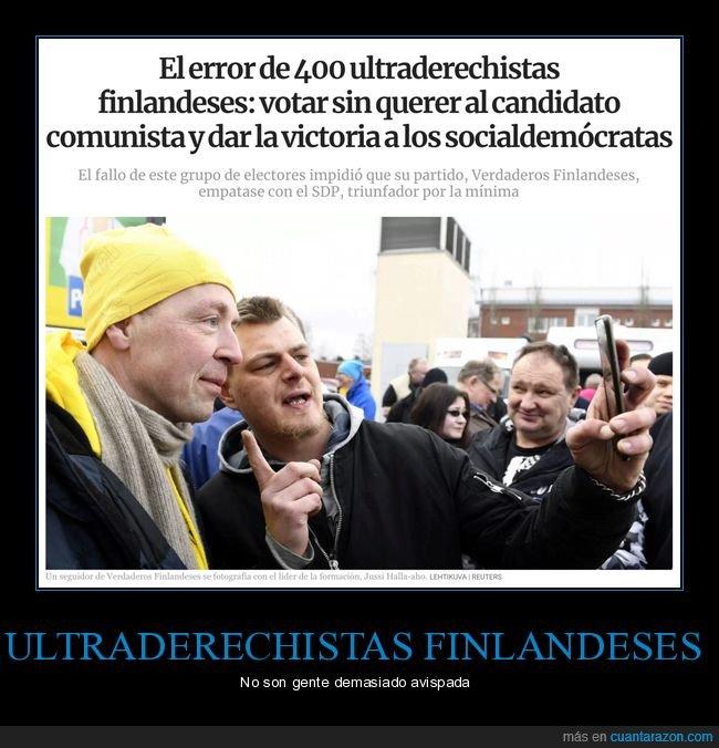 comunista,fail,finlandeses,ultraderechistas,votar