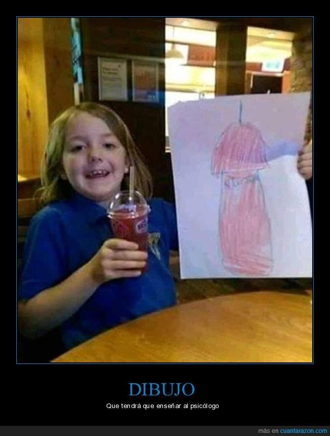 dibujo,niña,that's a penis